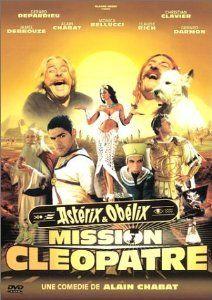 Astérix & Obélix : Mission Cléopâtre: Amazon.fr: Gérard Depardieu, Christian Clavier, Jamel Debbouze, Alain Chabat, Monica Bellucci, Claude Rich, Gérard Darmon: DVD & Blu-ray