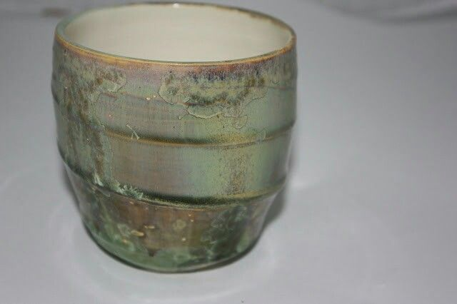 Crystal Glaze Tea Bowl