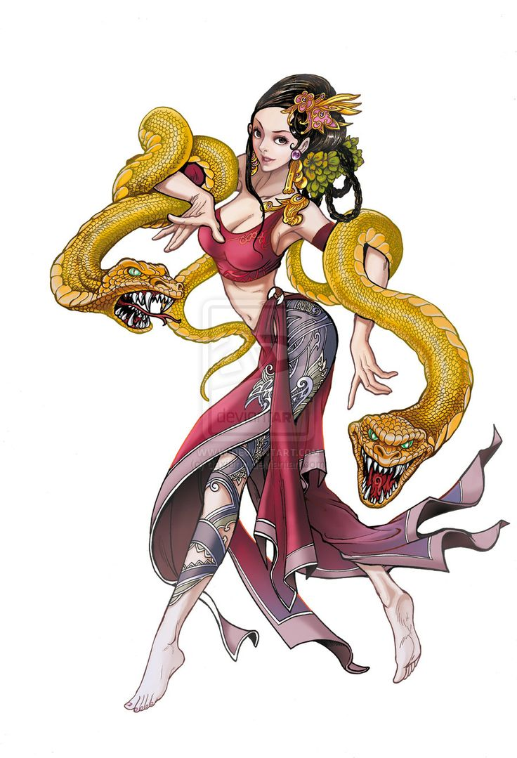 Zodiacs - Year of the Snake by daxiong.deviantart.com.  Discover in-depth info on the traits & personality of the Chinese Zodiac Sign - Snake http://www.buildingbeautifulsouls.com/zodiac-signs/chinese-zodiac-signs-meanings/year-of-the-snake/