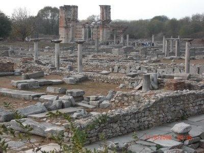 Ancient Philippi Greece