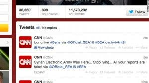 Hackers used Spear Phishing attack to hack CNN Blogs