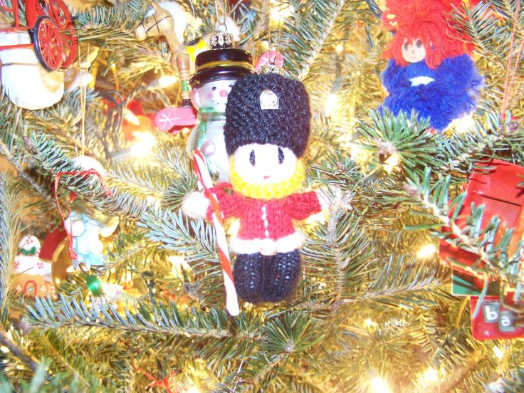 Knitting Patterns Toy Soldiers : 1000+ images about christmas knitting on Pinterest Knits ...