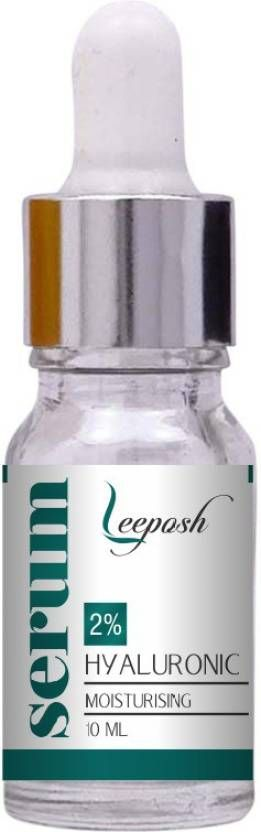 Checkout on Roposo.com - Hyaluronic  (acid serum)Lee Posh Pure Hyaluronic Acid mesotherapy serum when used with dermaroller Helps reduce appearance of fine lines • Acne Scars,stretch Marks, Intense hydration, Fights Against Signs of Aging • Brightens complexion Pure Hyaluronic Acid Serum Offers Effective Hydration and Anti-Aging Benefits Use with Derma Roller or simple Night Application Heal dryness on face with intense hydration -Skin plumping properties help reduce fine lines and wrinkles…