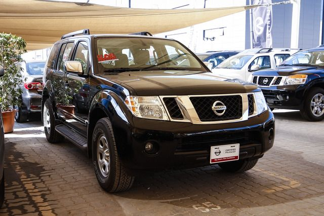 Used Nissan Pathfinder 2012 Car for Sale in Dubai