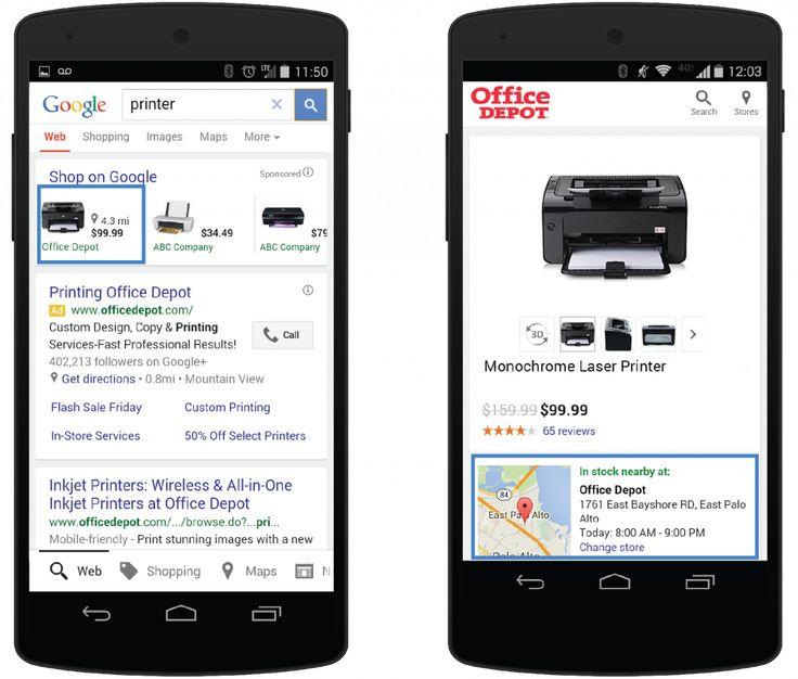 Misurare le visite in negozio? Con lo Store Visit Insight si può. #Google #AdWords #SEO #ecommerce