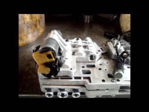 FALLA DE TRANSMISIÓN AUTOMÁTICA (4HP16 LUZ HOLD) CHEVROLET OPTRA - YouTube