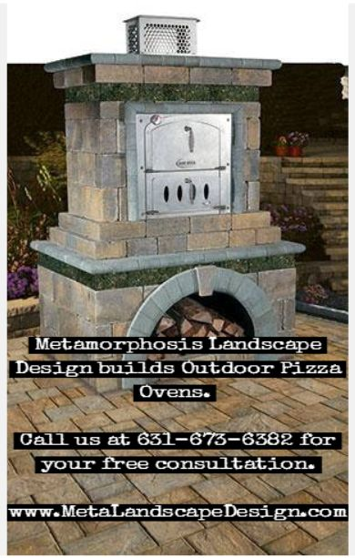 Amazing Metamorphosis Landscape Design Can Build The Perfect Outdoor Pizza Oven For  Your Outdoor Living Spaces.