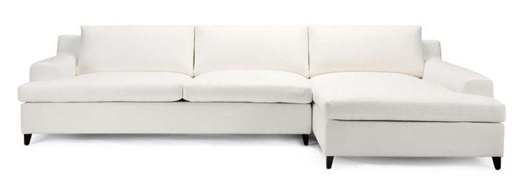 Slettvoll sofa Essex med divan 250 til 320 cm