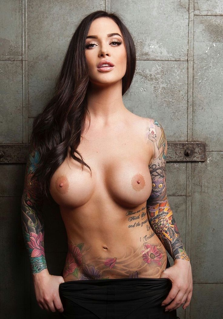 Hot tatoo pornstar
