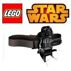 Lego Star Wars Darth Vader Lampe Frontale