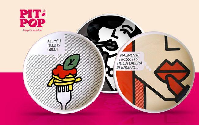 Scopri la nostra nuova LOVEPROMO con oltre il -40%! Solo fino al 28 gennaio ;-) http://www.lovethesign.com/promo/pit-pop-0