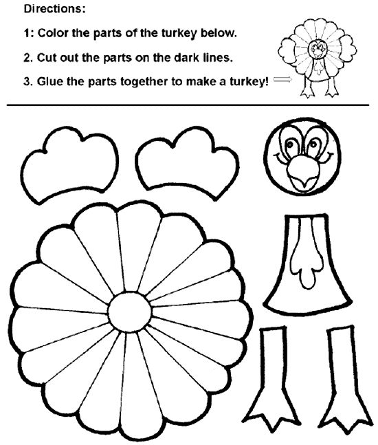 846 best Kindergarten art lessons images on Pinterest DIY, Autism - new thanksgiving coloring pages for church