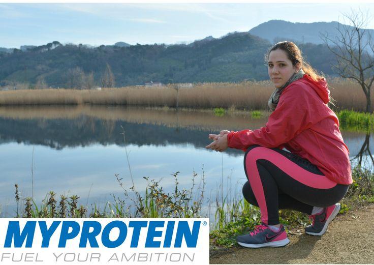 ANGIE&CLAUS feat. My Protein Italia Allenamento + dieta con alimenti proteici