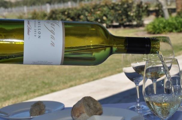 Hunter Valley : Margan Wines Broke  Australia