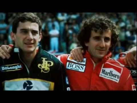 Ayrton Senna - The Right To Win [Full Feature]