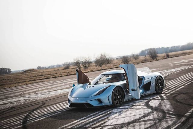 Lily Of The City:  Lily Of The City Billionaire LifeKoenigsegg Reger...