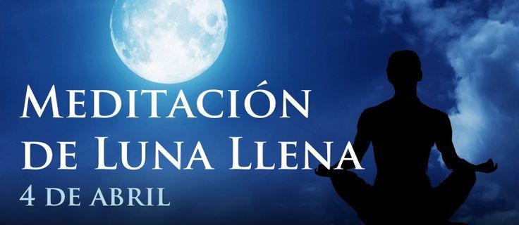 Meditación de Luna Llena, Abril 4 (Texto) http://reikinuevo.com/meditacion-luna-llena-abril-4-texto/