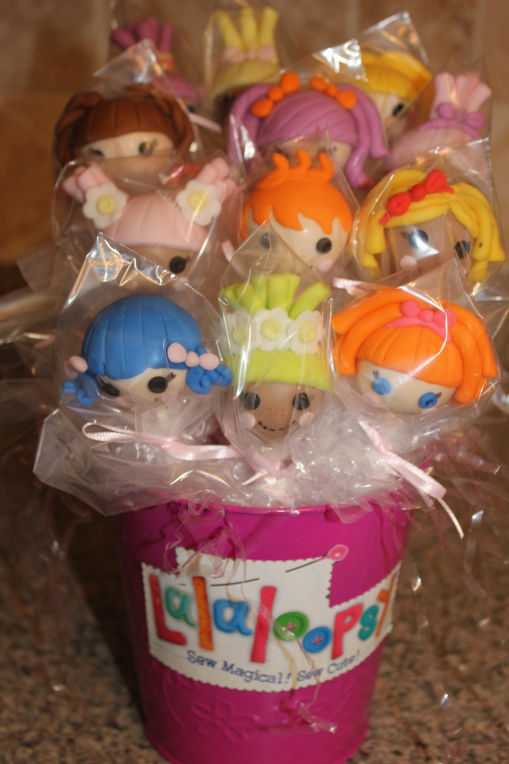 116 Best Lalaloopsy Birthday Party Images On Pinterest