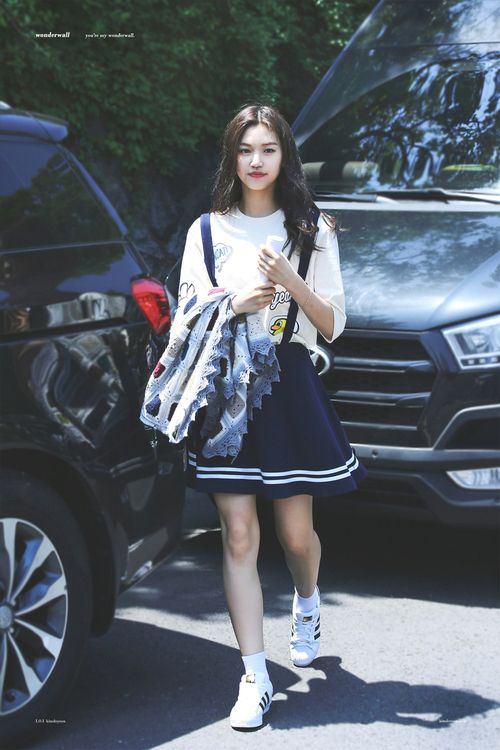 Image result for Kim Doyeon style
