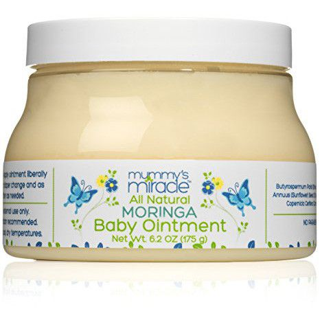 Mummy's Miracle Moringa Baby Vitamin A & D Diaper Ointment