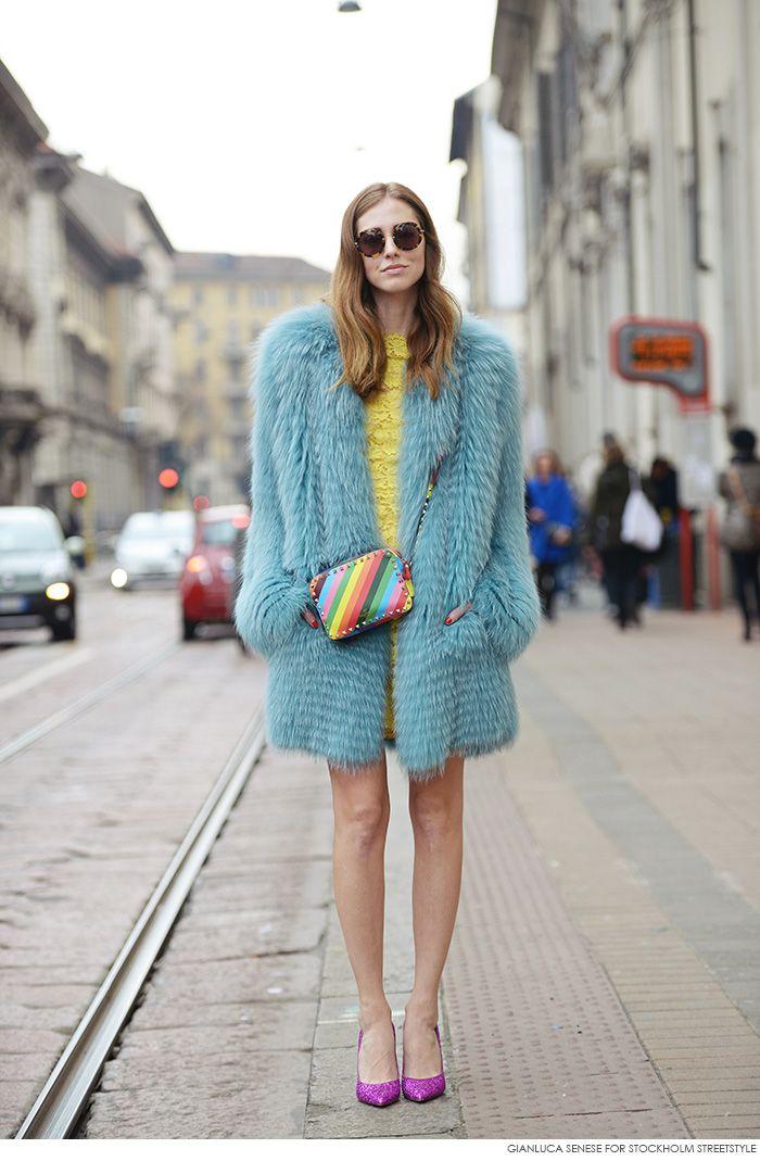Chiara Ferragni – Carolines Mode