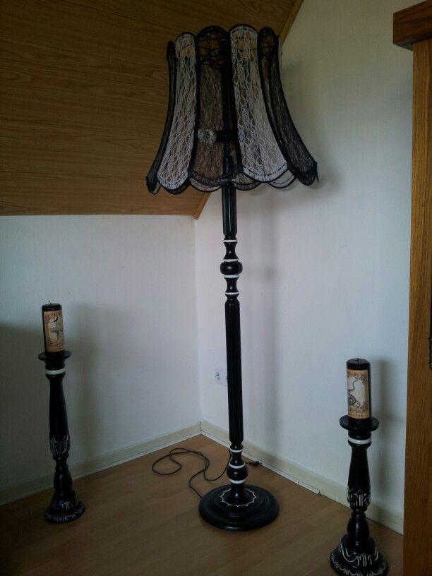 Lampe ( nachher )