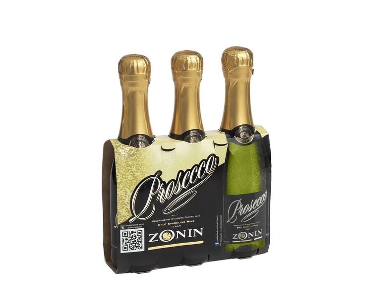 3 pack of Zonin Prosecco? Yes please!