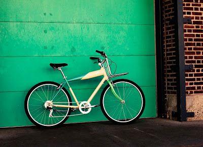 Puma Nevis Man Bike | Biomega | Design KiBiSi