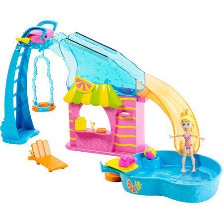 Parque aquático da Polly