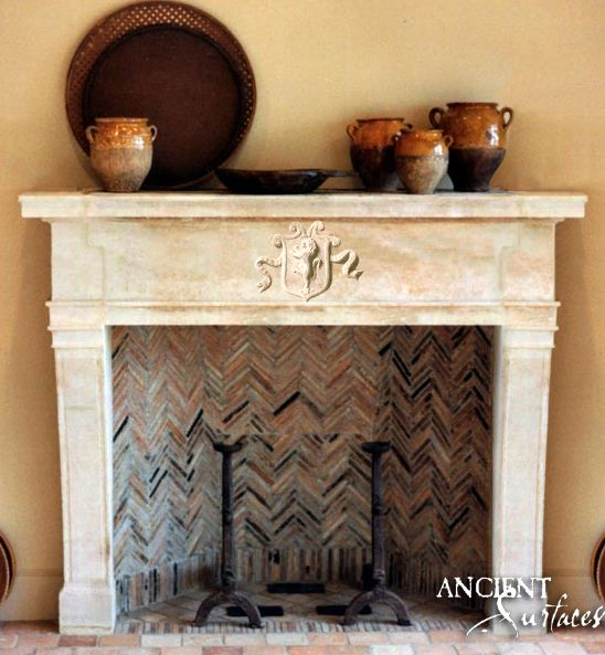 Top 10 Most Beautiful Ancient Fireplace