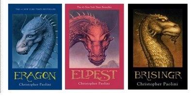 Christopher Paolini-- Eragon series