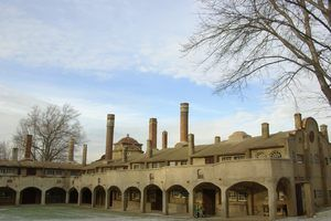 Moravian Pottery and Tile Works in Doylestown Pennsylvania