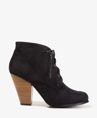 Lace-Up Booties | FOREVER21: Booty 29 80, Booty Baby, Fall Booty, Boots I, Fall Boots, Lace Up Booty, Boots Wear, Booty Forever21, Booty Galor