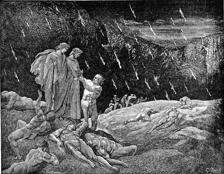 dante s inferno canto 24 summary Dante's attitude toward pier della vigna in inferno 13 and his placement of famous suicides in other locations (dido, for example, in circle 2) may suggest a more nuanced view.