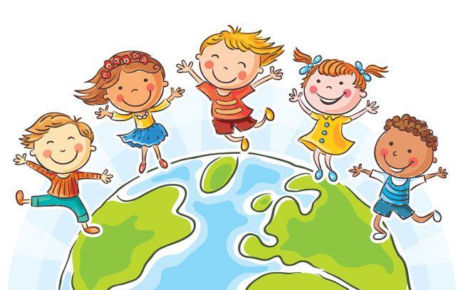 Risultati immagini per immagini bambini felici