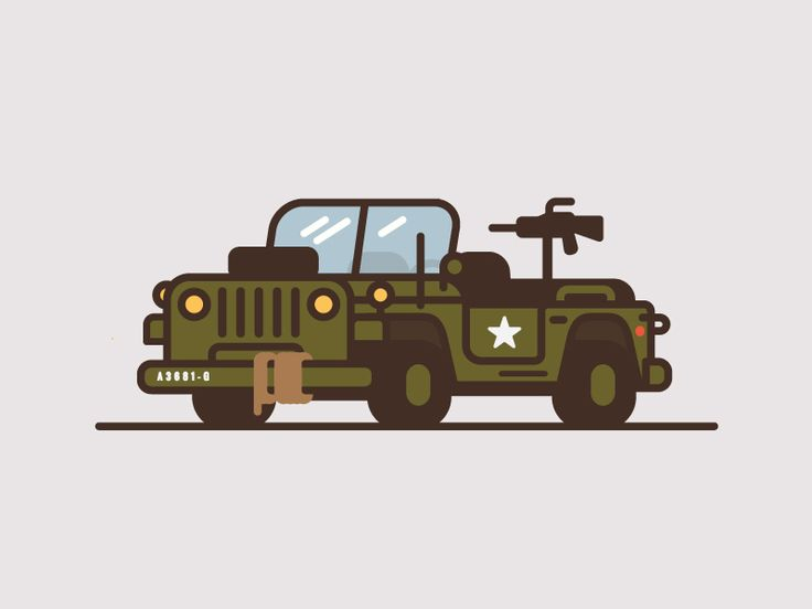 Design Story — Jeep Collection [[MORE]] (by Sean Kerry) ...