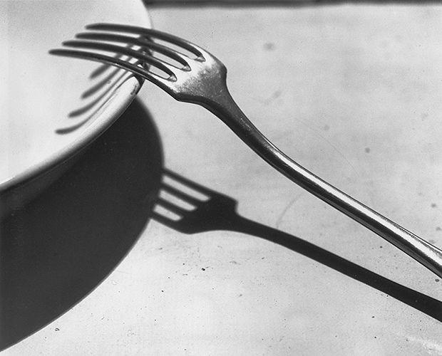The Fork, Paris, 1928 - Andre Kertesz