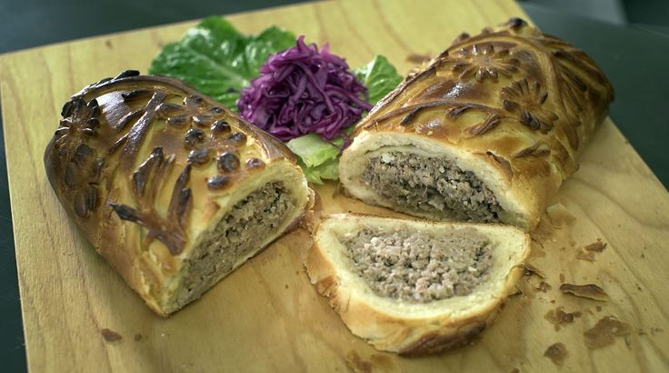 Enjoy this quick and easy savory pastry recipe from Paul Hollywood City Bakes.