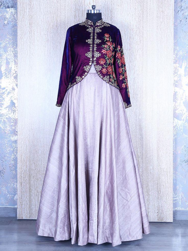 Beige Silk Long Anarkali Designer Suit.  View more collection at www.g3fashion.com For price or detail do whatsApp +91-9913433322  #lahengacholi #onlineshopping #bridalwear #glamour #style #quallity #pakistanifashion #designersaree #salwarkameez #patiyalasuits #punjabisuit #fashioninsta #wedding #weddinginspiration #bollywoodstyle #bollywoodfashion #designs #saree #bride #weddinginspiration #bride #diwali #fashioninsta #fashionbrand #liketofollow #bollywoodoutfits