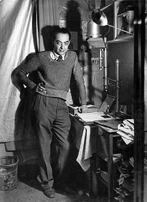 George Brassai Hungarian origin Photographer,Sculptor and Film Maker