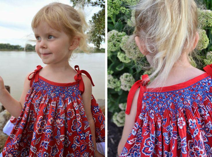 my favorite oliver + s pattern: popover sundress