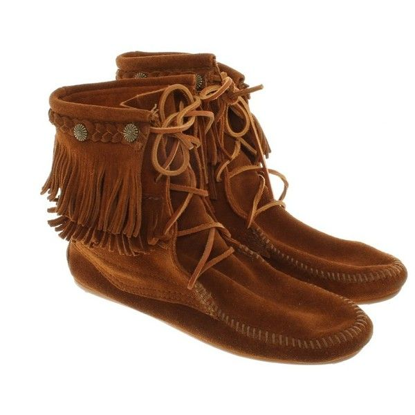 Pre-owned Boots in Camel ($100) ❤ liked on Polyvore featuring shoes, boots, brown, brown laced boots, laced up boots, round toe boots, camel boots and front lace up boots