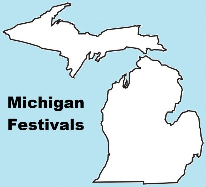 2017 Michigan Festival Schedule Why on an Ohio Festival Site? It's part of the Good Neighbor Festival Program Here is the most comprehensive Michigan Festival Schedule that I could put together. It is always changing…