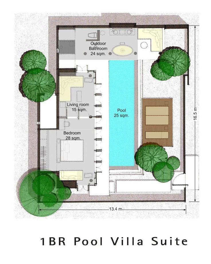 Prefab Pool House Guest Suite: 1_Bedroom_Pool_Villa_Suite SALA Phuket Resort And Spa In