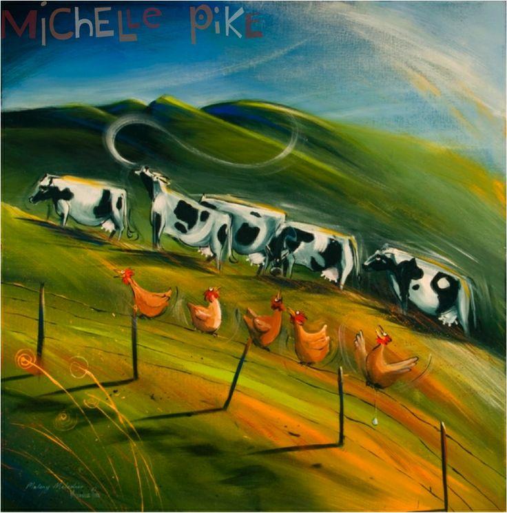 Maleny Melodies - Michelle Pike Australian Artist
