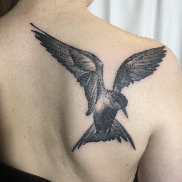 nice Top 100 swallow tattoo - http://4develop.com.ua/top-100-swallow-tattoo/ Check more at http://4develop.com.ua/top-100-swallow-tattoo/