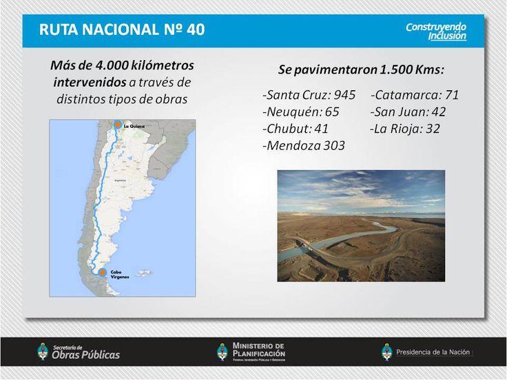 Ruta Nacional N° 40