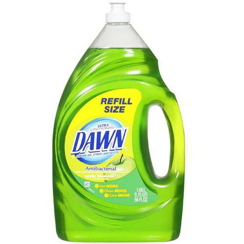 Dawn Dish Soap with Vinegar | Dawn Ultra Concentrated Dishwashing Liquid Dish Detergent, Apple ...
