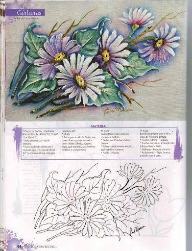 Pintura em Tecido Especial - Rosana Mello - Álbuns da web do Picasa