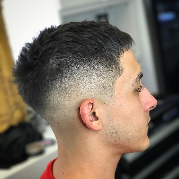 Best Bald Fade Haircuts Images On Pinterest Army Cut Hairstyle - Army cutting hairstyle